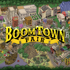 Boomtown Fair Festival PAAM Software app updates