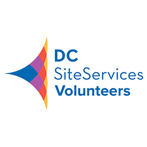 DC Site Services Volunteers using PAAM Web Application