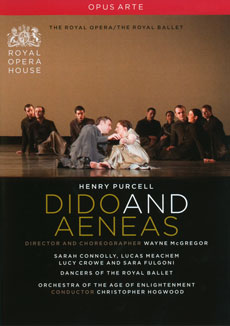 Dido and Aeneas 3D Animation on DVD and Blu-ray