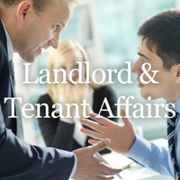 Landlord and Tenant Affairs Web Design