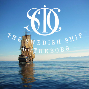 Website updates for The Swedish Ship Gotheborg