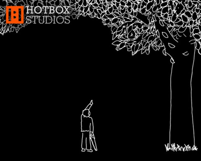 wayne-mcgregor-random-dance_untold-3d-animation-for-dance-performance_0005_man-pointing-at-giving-tree-holding-wood-saw_470x376Px72Dpi_v2012001.jpg
