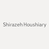 Shirazeh Houshiary Artist Web Design