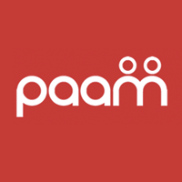 PAAM Event Management Software Web Design