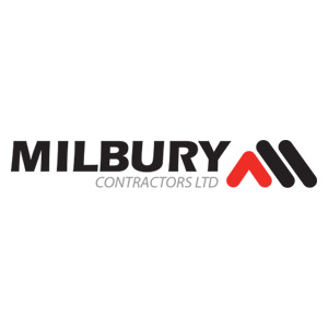 Milbury Contractors Groundworks and Civil Engineering logo