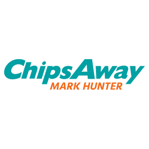 Chips Away Mark Hunter logo
