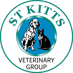 St Kitts Veterinary Group logo