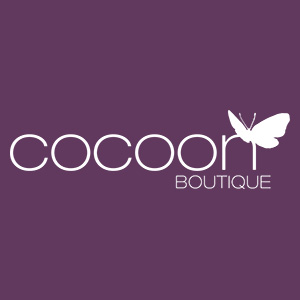 Web Design for Cocoon Boutique Beauty and Massage Salon logo