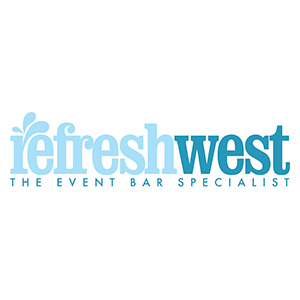 Refresh West logo