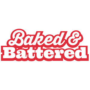 Baked and Battered logo