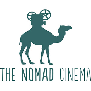 The Nomad Cinema logo