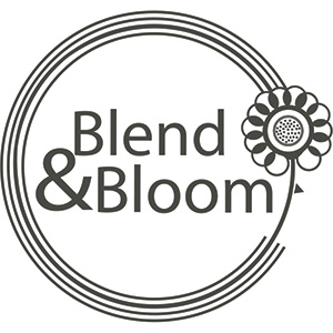 Blend and Bloom logo