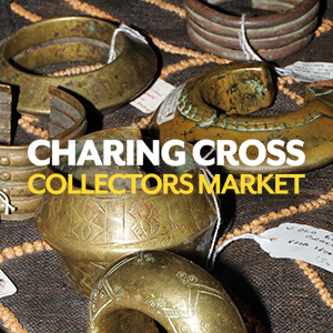 Charing Cross Collectors Market logo
