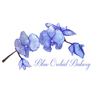 Blue Orchid Bakery logo
