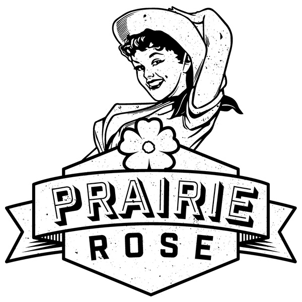 Prairie Rose Bar Logo