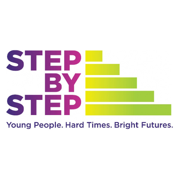 Step by Step Partnership Logo